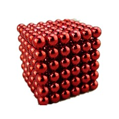 ألعاب المغناطيس 216 قطع 5mm ألعاب سبيكة مغناطيس دائري هدية