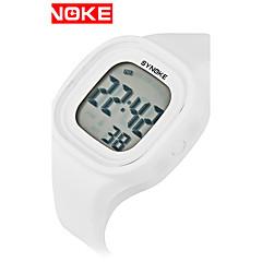 halpa Tyylikkäät kellot-Naisten Lasten Digitaalinen Watch Ainutlaatuinen Creative Watch Rannekello Smart Watch Armeijakello Pukukello Muotikello Urheilukello