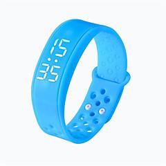 voordelige Smartwatches-Slimme armbandWaterbestendig Lange stand-by Verbrande calorieën Stappentellers Logboek Oefeningen Sportief Multifunctioneel Informatie