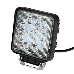 abordables Iluminación para Vehículos Industriales-Coche Bombillas 27W 2025lm Luz de Trabajo