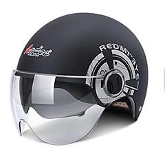 Μισό Κράνος Προσαρμοσμένη Φόρμα Μικρού μεγέθους Που αναπνέει Half Shell Η καλύτερη ποιότητα Αθλητικά Κράνη μοτοσικλέτας