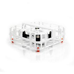 Drón M77 4 Csatorna - LED Világítás RC Quadcopter USB kábel Rotorlapát