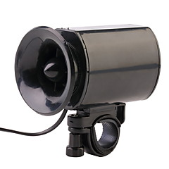 6 Sounds Super Loud Electronic Bicycle Bell Bike Horn Siren Ring Alarm Speaker Newest