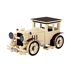 voordelige -3D-puzzels Houten puzzels Houten modellen Vliegtuig Automatisch 3D DHZ 3D Hout Klassiek Unisex Geschenk