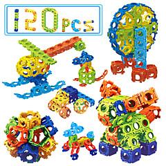 DHZ-kit Bouwblokken Educatief speelgoed Wetenschap & Ontdekkingspeelgoed Speeltjes Vierkant Eagle DHZ Unisex Stuks