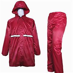 Недорогие Мотоциклетные куртки-Одежда для мотоциклов Дождевик для Все Полиэстер Все сезоны Водонепроницаемый / Без запаха / От дождя
