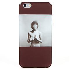 Недорогие Кейсы для iPhone 7-Кейс для Назначение iPhone 7 Plus IPhone 7 iPhone 6s Plus iPhone 6 Plus iPhone 6s iPhone 6 Apple С узором Кейс на заднюю панель