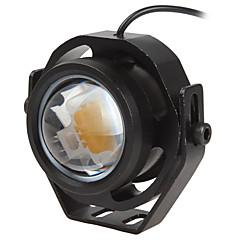 Недорогие Фары для мотоциклов-1pcs 1000lm 10w автомобиль drl eagle глаз свет водить противотуманные фары дневной свет фонаря заднего света фонаря ip67 водонепроницаемый