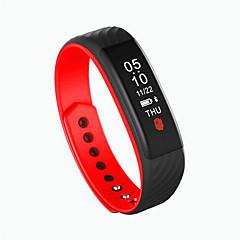 Slimme armbandWaterbestendig Lange stand-by Verbrande calorieën Stappentellers Logboek Oefeningen Sportief Hartslagmeter Informatie
