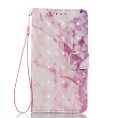 Dla lg k8 (2017) k10 (2017) obudowa pokrowca różowy wzór 3d malowany karton stent portfel telefon komórkowy przypadku dla lg k7 k8
