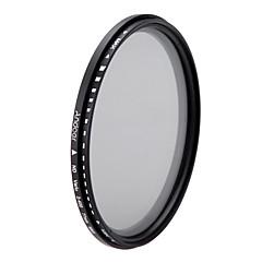 Andoer 77mm nd fader neutrale dichtheid instelbaar nd2 naar nd400 variabel filter voor Canon Nikon DSLR camera