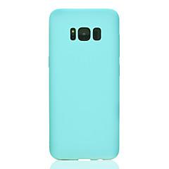 Hoesje voor Samsung Galaxy S8 plus s8 telefoon hoesje zomer koele snoep kleuren Zachte TPU telefoon hoesje voor S7 Rand s7 S6 Rand S6