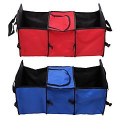 ZIQIAO Car Trunk Box Storage Bag Oxford Cloth Folding Trunk Storage Box Car Trunk Tidy Bag Organizer Storage Box Car Accessories