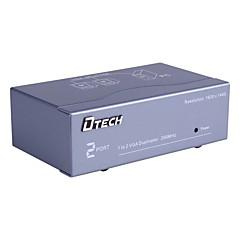 Недорогие VGA-VGA Сплиттер, VGA to VGA Сплиттер Female - Female 1080P