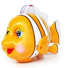 Κουρδιστό παιχνίδι Παιχνίδια Ψάρια Κλόουν Πλαστικά Κομμάτια Δεν καθορίζεται Δώρο