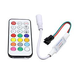 tanie Akcesoria LED-Hkv® 1pcsmini 21 klawiszy kontrolera led i bezprzewodowego pilota zdalnego sterowania dla diod świecących dc 5-24v