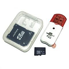 お買い得  メモリカード-Ants 4GB メモリカード Class6 AntW5-4