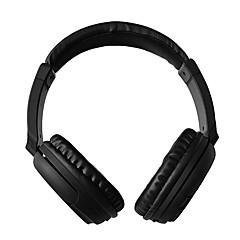 お買い得  ヘッドセット、ヘッドホン-KST-900 ヘアバンド ワイヤレス ヘッドホン ハイブリッド プラスチック 携帯電話 イヤホン 人間工学に基づいた快適フィット / ボリュームコントロール付き / ノイズアイソレーション ヘッドセット