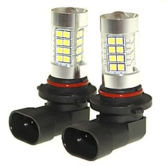 Недорогие Противотуманные фары-SENCART 2pcs D8S / C / 9006 Автомобиль Лампы 36W SMD 3030 1500-1800lm Светодиодные лампы Противотуманные фары