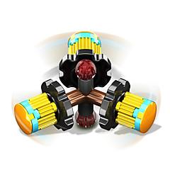 Χαμηλού Κόστους -χέρι Spinner Τουβλάκια Παιχνίδια Διασκέδαση Ring Spinner ABS Κλασσικό Κομμάτια Παιδικά Δώρο