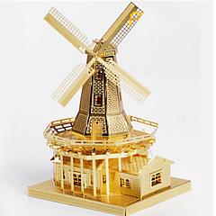 Sets zum Selbermachen 3D - Puzzle Holzpuzzle Spielzeuge Berühmte Gebäude Architektur 3D Unisex Stücke