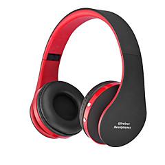preiswerte Headsets und Kopfhörer-NX8252 Stirnband Kabellos Kopfhörer híbrido Kunststoff Handy Kopfhörer Faltbar / Mit Lautstärkeregelung / Lärmisolierend Headset