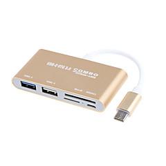 お買い得  メモリカード-オールインワン SD/SDHC/SDXC MicroSD/MicroSDHC/MicroSDXC/TF