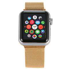 Horlogeband voor Apple Watch Series 3 / 2 / 1 Polsband Milanese lus