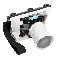 Κολύμβηση Καταδύσεις Σέρφινγκ Waterproof Αδιάβροχη τσάντα Ξηρός Αδιάβροχη σανίδα Τσάντες φωτογραφικής μηχανής Αδιάβροχη 17.5*18