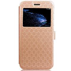 tanie Etui / Pokrowce do Huawei-Futerał na huawei p10 plus p10 pokrowiec na uchwyt na karty z podstawą flip wytłoczony walizka na całej obudowie wzór geometryczny twarda