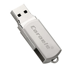 Caraele metal rotary fat man usb2.0 128 gb pamięci flash na dysku twardym