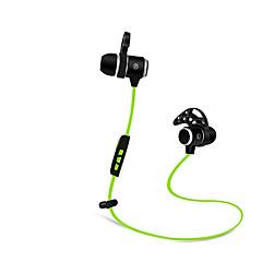 Χαμηλού Κόστους Ακουστικά κεφαλής και ψείρες-S3 Στο αυτί Ασύρματη Ακουστικά Κεφαλής Planar Magnetic Πλαστική ύλη Κινητό Τηλέφωνο Ακουστικά Μίνι / Με Έλεγχος έντασης ήχου / Με