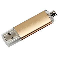 お買い得  USBメモリー-8GB USBフラッシュドライブ USBディスク OTG USB 2.0 メタル OTG対応(Micro USB)