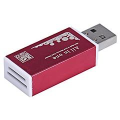 preiswerte Speicherkarten-MMC SD / SDHC / SDXC MicroSD / MicroSDHC / MicroSDXC / TF Kartenleser