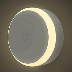 preiswerte Ausgefallene LED-Beleuchtung-Xiaomi 1 Stück LED-Nachtlicht Batterie Infrarot-Sensor / Abblendbar / Menschlicher Körper Sensor LED
