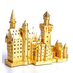 Kit Lucru Manual Puzzle 3D Puzzle Jucarii Clădire celebru Arhitectură 3D Unisex Bucăți