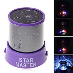 スターライト・ナイトライト LED照明 プロジェクターランプ おもちゃ ロマンチック 1 小品 新年 こどもの日 ギフト