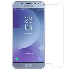 PET Näytönsuojat varten Samsung Galaxy J7 (2017) Näytönsuoja Ultraohut Matte Naarmunkestävä Tahraantumaton