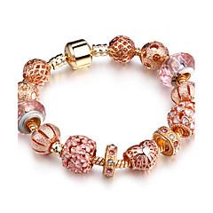 Women's Strand Bracelet Basic Geometric Bohemian Adorable Personalized Handmade Luxury Statement Jewelry Simple Style Classic Elegant