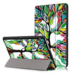 Недорогие -Крышка корпуса pu для huawei mediapad t3 10 ags-l09 ags-l03 9,6 дюйма с защитой экрана