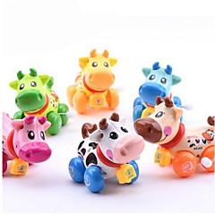 교육용 장난감 태엽 장난감 장난감 자동차 장난감 황소 동물 플라스틱 조각 규정되지 않음 선물