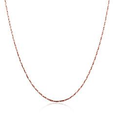 preiswerte Halsketten-Damen Ketten - vergoldet, Rose Gold überzogen Modisch Gold, Silber, Rotgold Modische Halsketten Für Party, Normal