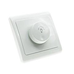halpa LED-tarvikkeet-led-lamput kirkkauden säätö himmenninkytkin (220v) 1kpl korkea laatu