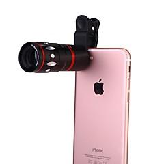 optrix exolens čočky pro smartphone fotoaparáty 165 širokoúhlý objektiv 3x dlouhý ohniskový objektiv pro iphone6 / 6s / 6plus / 6splus