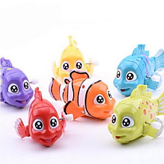 교육용 장난감 태엽 장난감 장난감 자동차 장난감 물고기 용품 플라스틱 조각 규정되지 않음 선물