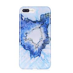Назначение iPhone 7 iPhone 7 Plus Чехлы панели Ультратонкий С узором Задняя крышка Кейс для Мрамор Мягкий Термопластик для Apple iPhone 7