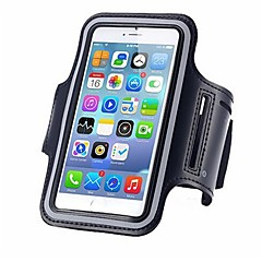 voordelige iPhone 6 hoesjes-hoesje Voor Apple iPhone X iPhone 8 Waterbestendig Armband Armband Effen Kleur Zacht PC voor iPhone X iPhone 8 Plus iPhone 8 iPhone 7