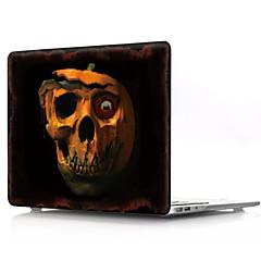 MacBook Funda para MacBook Air 13 Pulgadas MacBook Air 11 Pulgadas MacBook Pro 13 Pulgadas con Pantalla Retina Halloween Cráneos TPU