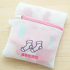 1db kiváló minőségű többfunkciós mosógép zokni tárolására