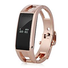 preiswerte Damenuhren-hhy d8 Mode smart Armbänder Männer / Frauen Mode Uhren Anruf Erinnerungen Kampagne Schlaf Überwachung
